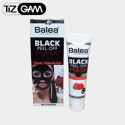 ماسک-صورت-بال-آ-زغالی-طلایی-انار-balea-tizgam-black-mack-لکه-بر-جوش-سر-سیاه-تیزگام