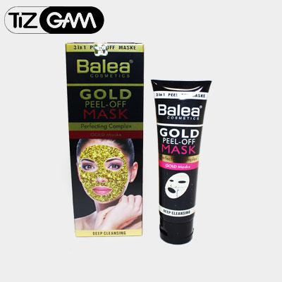 ماسک-صورت-بال-آ-طلایی-خیار-انار-balea-tizgam-black-mack-لکه-بر-جوش-سر-سیاه-تیزگام