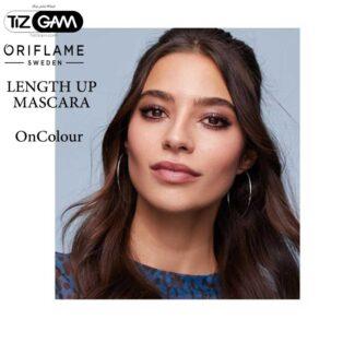 بهترین ریمل بلند کننده آنکالر اوریفلیم تیزگام OnColour Length Up Mascara Oriflame Tizgam