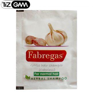 ساشه شامپو مو سیر بدون بو فابریگاس